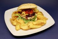 Caribean Italia Burger