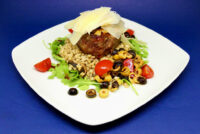 Fileto de manzo oliveti